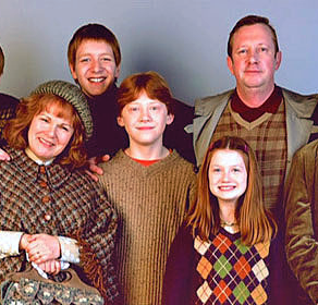 Despite what the sorting hat says to Ron, is Gryffindor the best fit for every Weasley child?