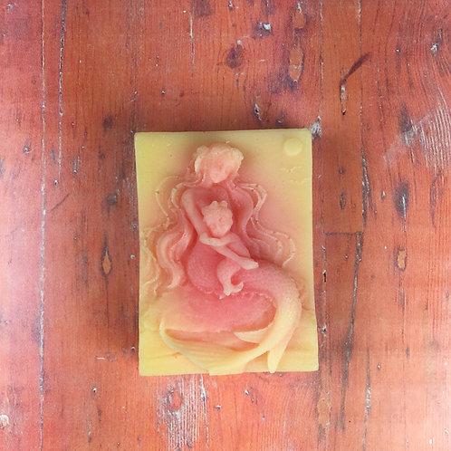 Glycerínové mydlo červený pomaranč 60g