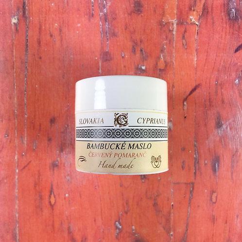 Bambucké maslo červený pomaranč 15 ml
