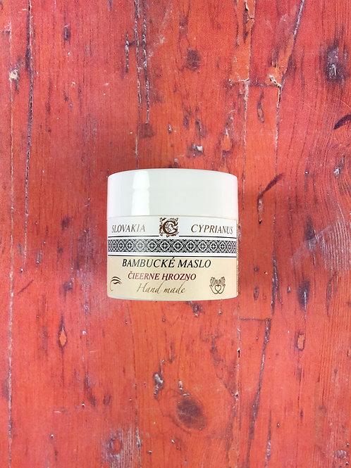 Bambucké maslo čierne hrozno 15 ml