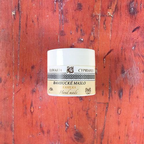 Bambucké maslo Kamilka 15 ml