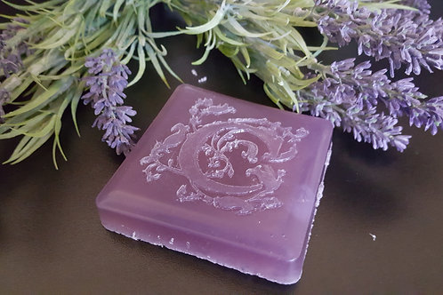 Glycerínové mydlo levanduľa 100g