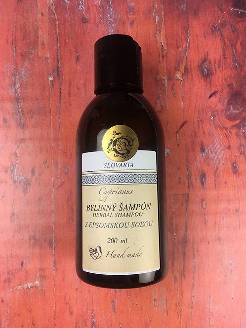Šampón s epsomskou soľou 200 ml