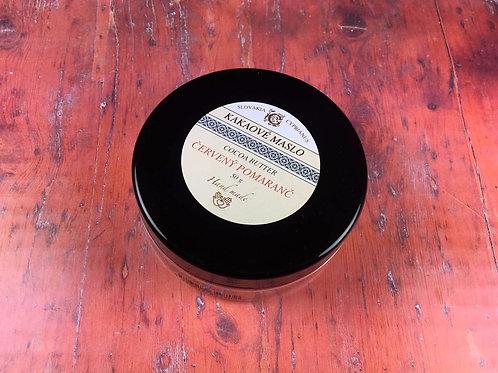 Kakaové maslo červený pomaranč 50g