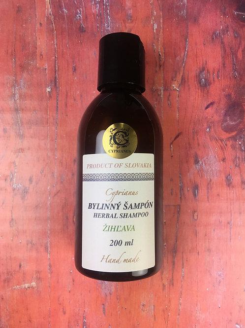 Šampón žihľava 200 ml