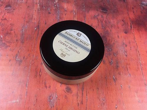 Bambucké maslo čierne hrozno 200 ml