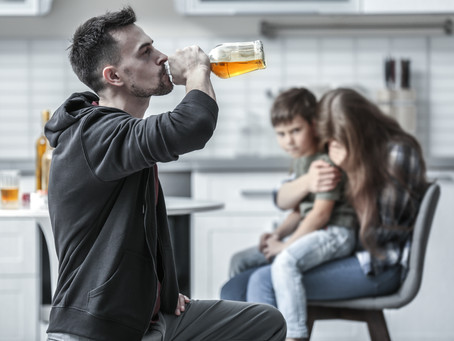 Childhood Trauma and Alcohol Abuse: The Connection. Abuse and neglect may predict alcohol abuse.
