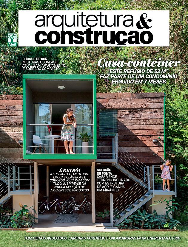 REVISTA ARQUITETURA E CONSTRUÇAO