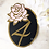Thumbnail: Rose Die Cut Table Number