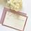 Thumbnail: Metallic Blush and Rose Gold Foil Monogram