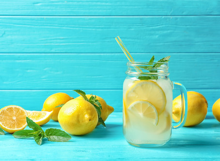 Got Lemons in Your Life? Transform Them Into Something Useful.