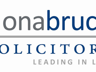 New Sponsorship with Fiona Bruce Solicitors!