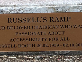 Russell's Ramp