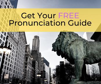 Free Pronunciation Guide