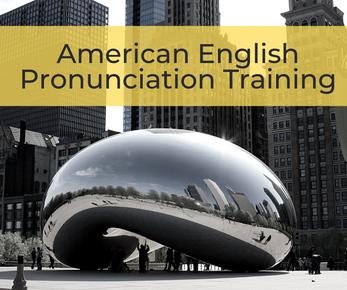 American English Pronunciation Training