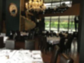 Salle de restaurant service assis | Salle Paris My Boat