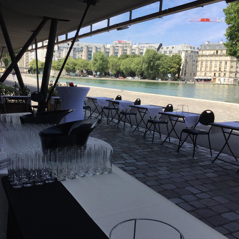 Privatisation Restaurant Paris