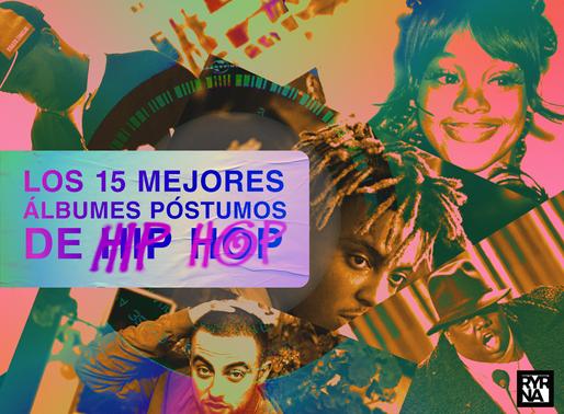 Los 15 mejores álbumes póstumos de Hip Hop