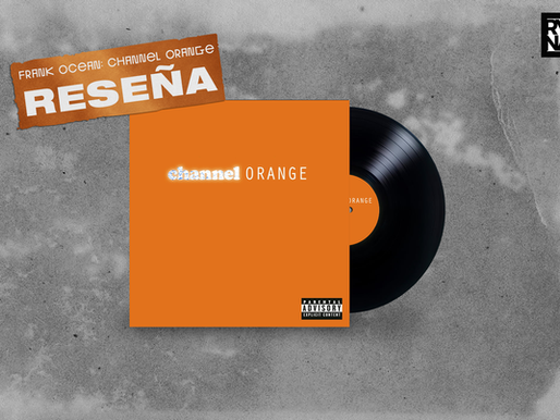 Reseña: channel ORANGE de Frank Ocean