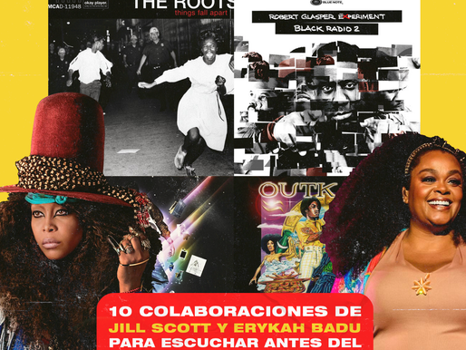10 colaboraciones de Jill Scott y Erykah Badu para escuchar antes de 'Verzuz'