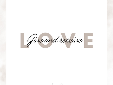 Give And Receive Love
