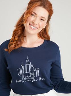 Hannah Rees Fashion E-commerce model lon