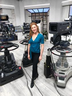 Hannah Rees Behind The Scenes