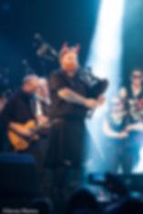 Scotch Mac Vrillé sur scène - Guillaume Le Bihan Cornemuse