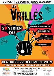 affiche_concert_de_sortie_d'album_les_Vr