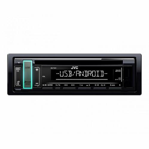 JVC KD-T401 CD Receiver