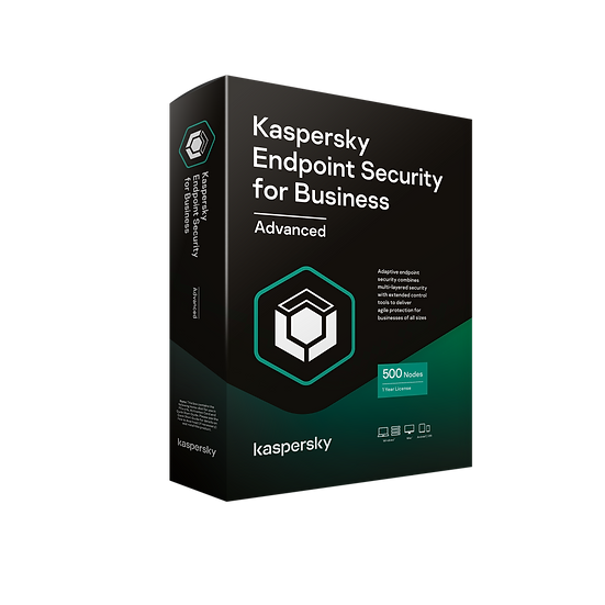 Kaspersky Endpoint Security - For Business.