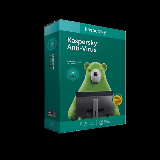 Kaspersky Antivirus - Home Product.