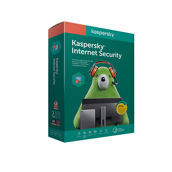 Kaspersky Internet Security - Home Product