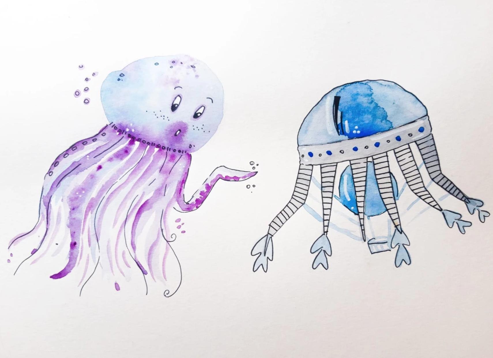 medusa robot_Giovanna Mancusi