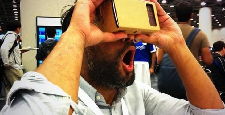 Cardboard e Realtà Virtuale