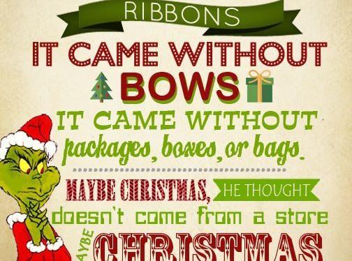 Post di Natale - Parte due -