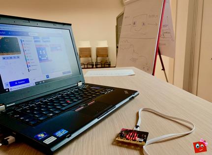 Come utilizzare Micro:bit con Scratch 3.0