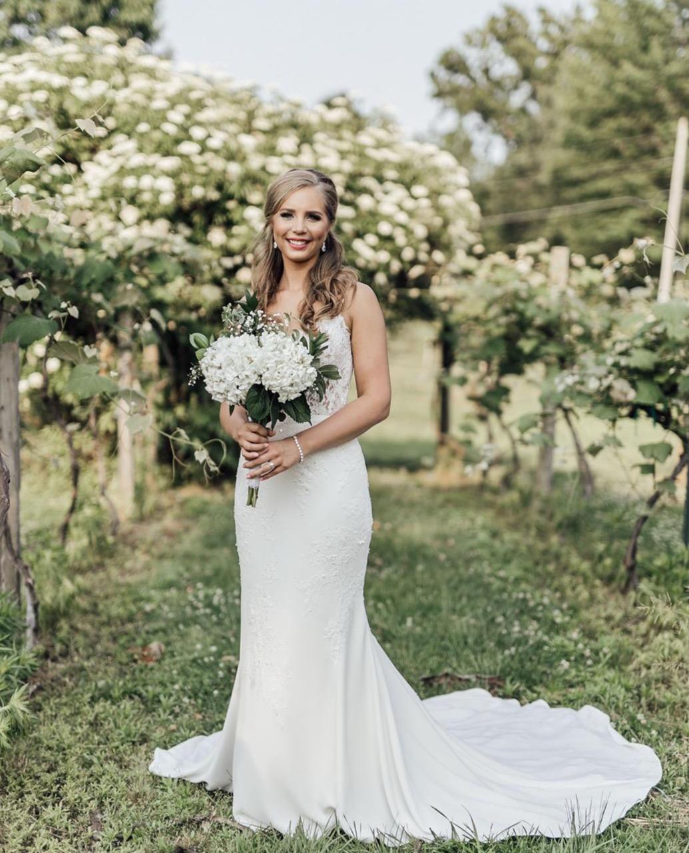 Cincinnati wedding makeup