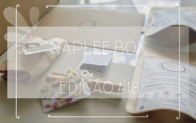 Desvendando a box                         edição #18     março 2018