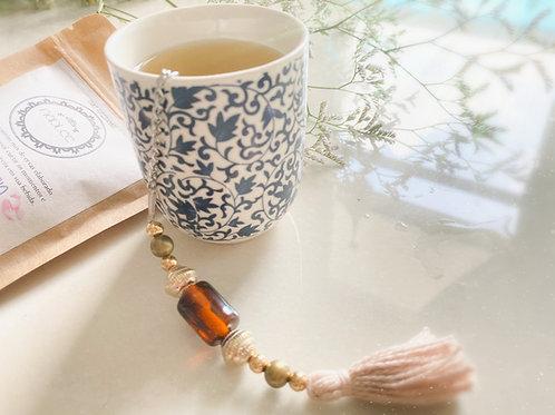 Copo para chá porcelana