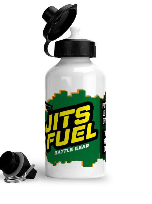 Jits Fuel Aluminium Sports Water Bottle