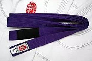 BJJ Brazilian Jiu Jitsu Purple Belt