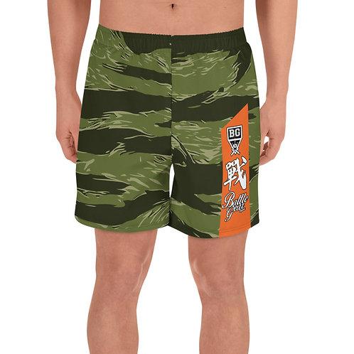 Tigerstripe Elite Mid Thigh Grappling Shorts