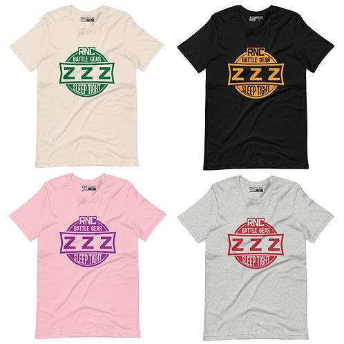ZZZ RNC Unisex BJJ T shirt - 4 colours