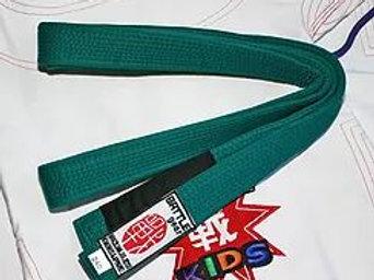 Youth BJJ Brazilian Jiu Jitsu Green Belt