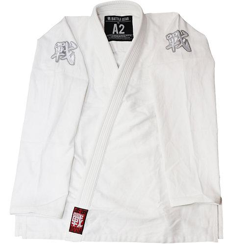 CORE 350 BJJ Brazilian Jiu Jitsu White Ultra Lightweight Kimono / Gi