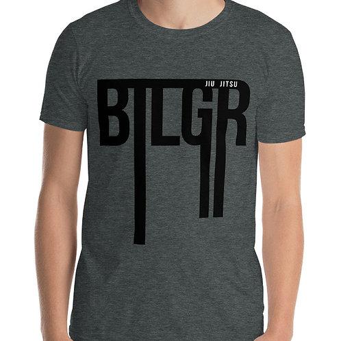 BTLGR Unisex T shirt in Dark Grey