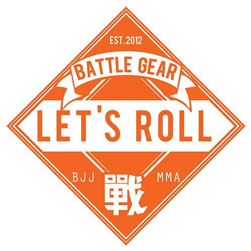 Let's Roll Patch by Battle Gear