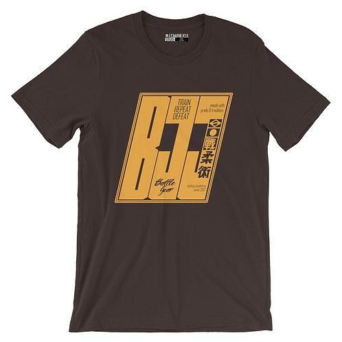 Battle Gear BJJ ICON Unisex T shirt - 6 colours