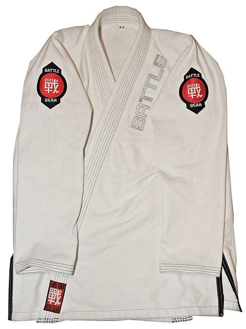 SOLDIER MK2 BJJ Brazilian Jiu Jitsu White Kimono / Gi